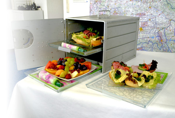 business aviation catering