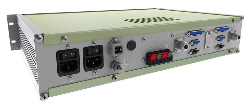 VHF ground station