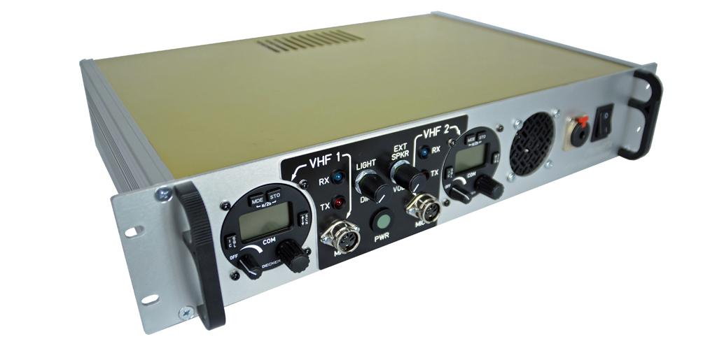 VHF/AM Flugfunk Bodenstation PlaneRTx